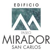Logo Paseo Mirador San Carlos /